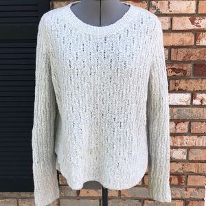 Joan Vass studio chunky sweater